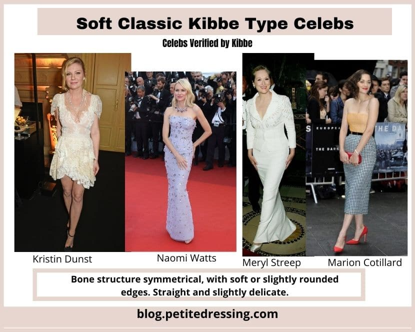 kibbe soft classic body type features