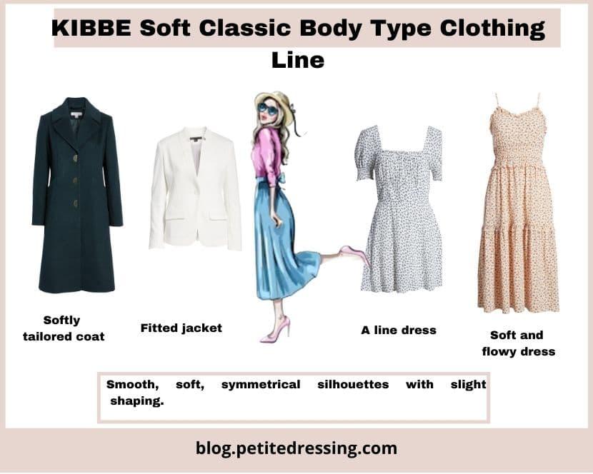 kibbe soft classic clothing