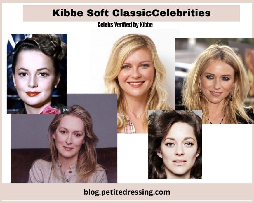 kibbe soft classic body type celebs