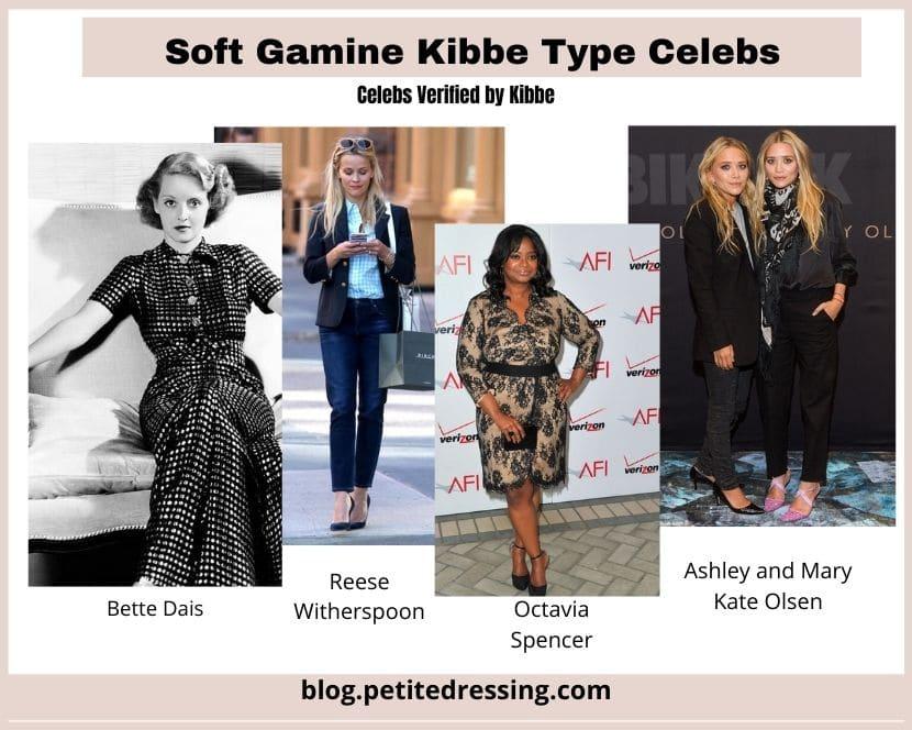 kibbe verified soft gamine type celebs