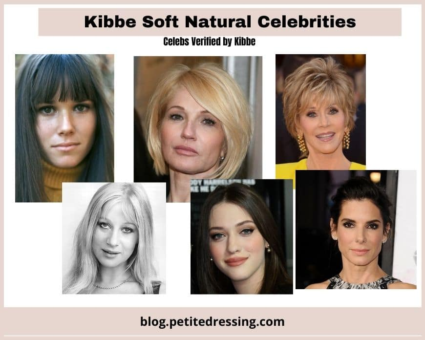 kibbe soft natural body type feature