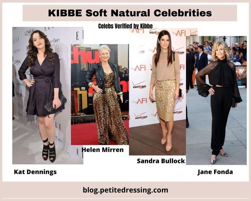 kibbe soft natural type