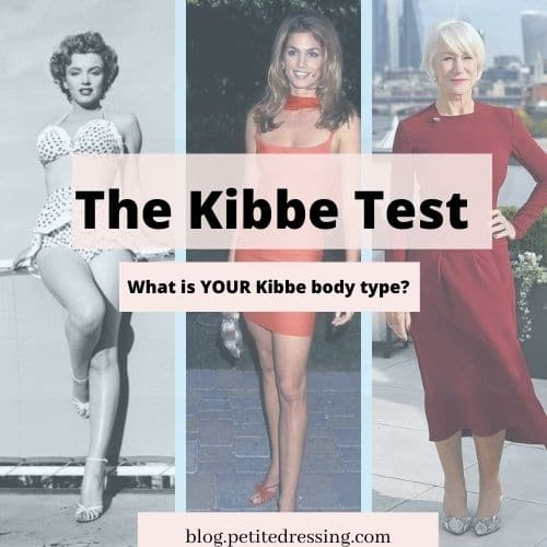 kibbe body type test