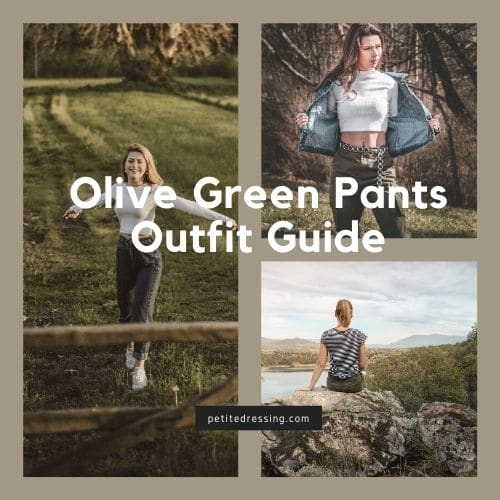 best olive green pant outfits