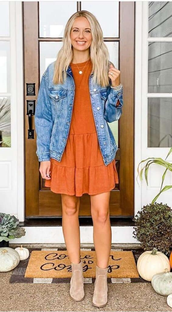 styling ankle boots