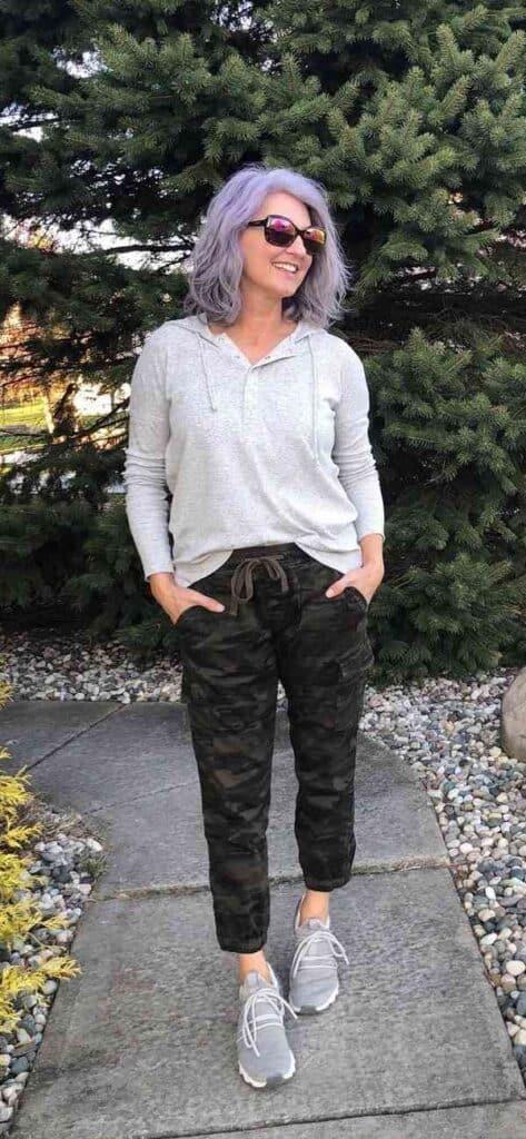 dressing camo pants