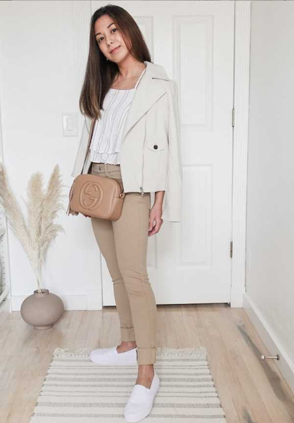 khakis outfits for women