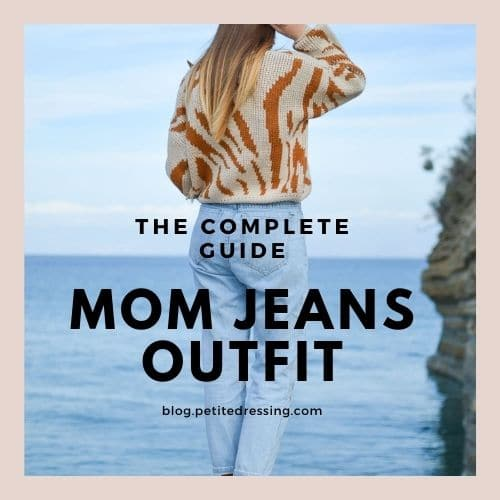 mom jeans outfits
