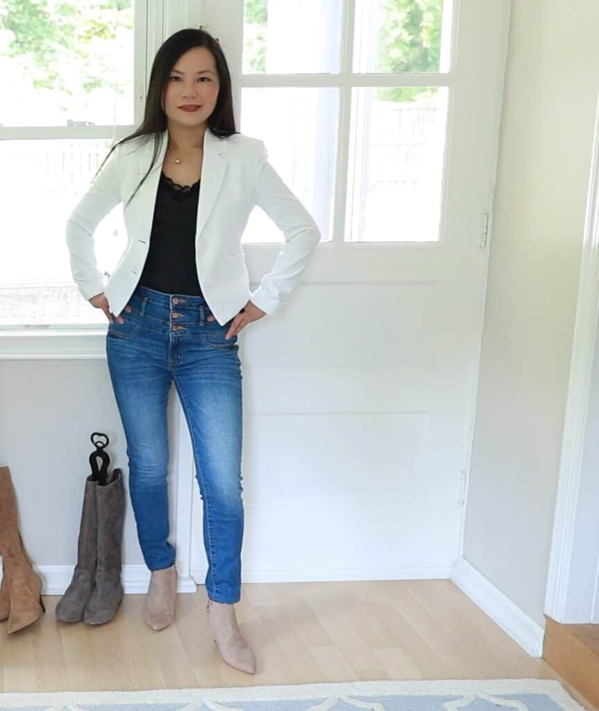 how to choose blazer for women