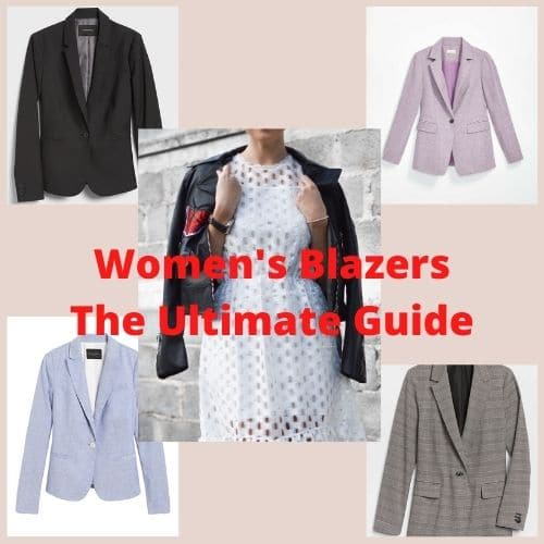 how to choose women's blazers