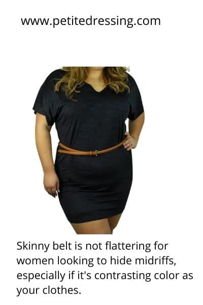 clothes to hide tummy