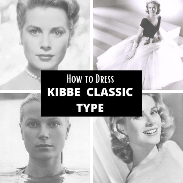 how to dress kibbe classic
