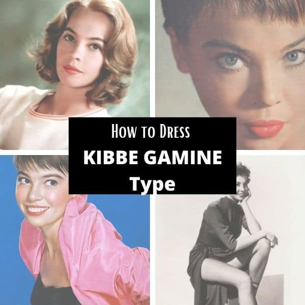 how to dress kibbe gamine body type