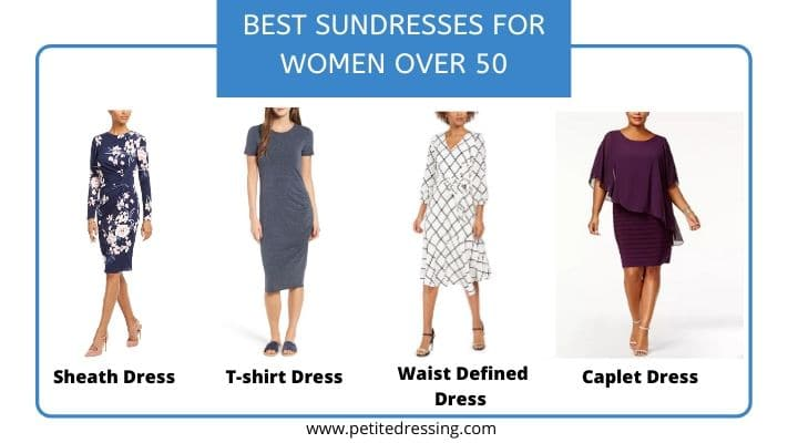 sundresses for women over 50