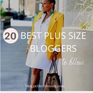 The Best plus Size fashion Bloggers