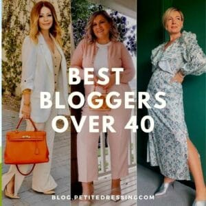 Best Fashion Bloggers Over 40