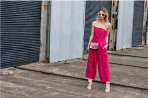 shoes for wedding guest jumpsuit outfit