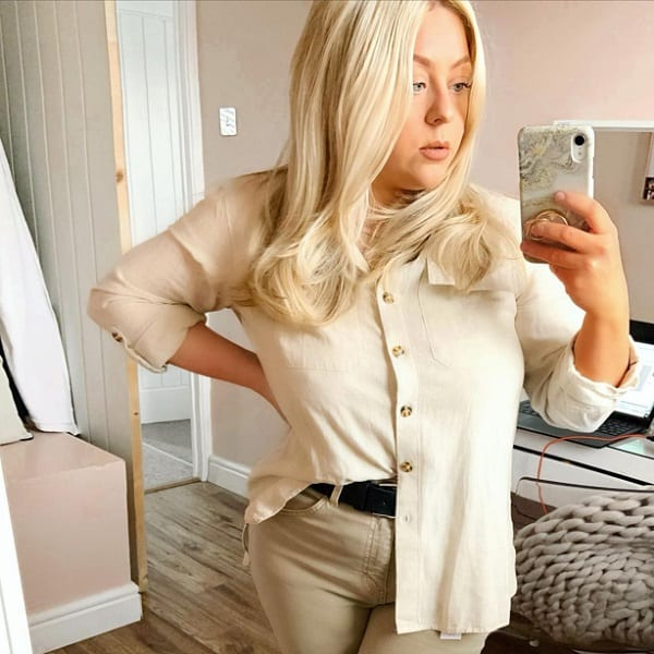 how to dress thick waist