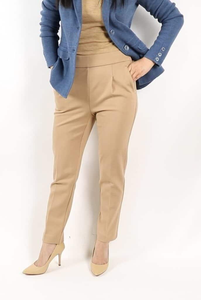 dress pants length for short women