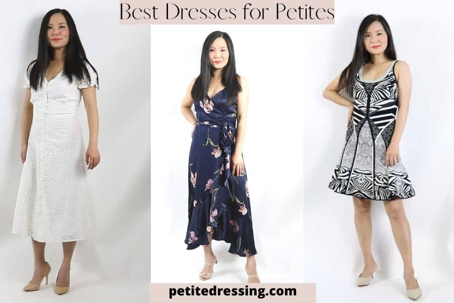 what are best dresses for short women