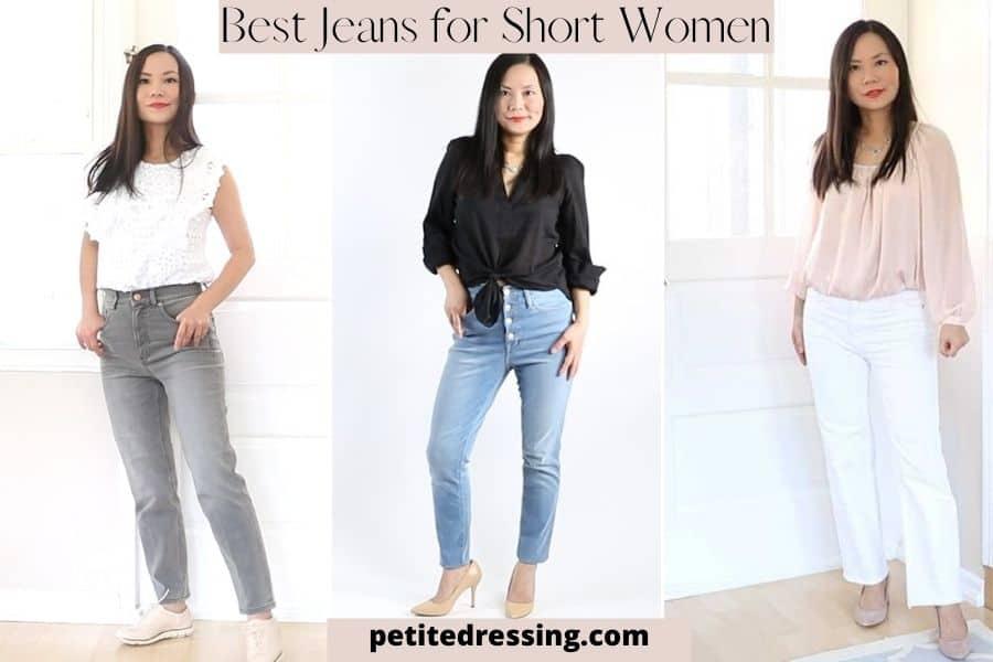 best jeans for short women
