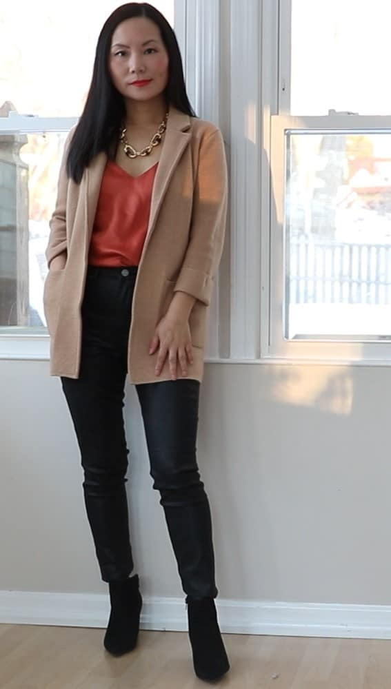 how to elongate your legs