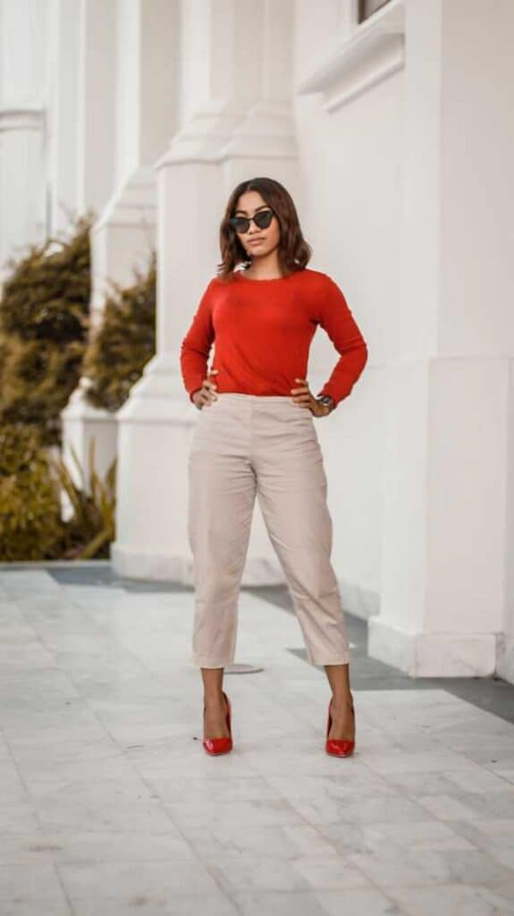 best cropped pants if you are short