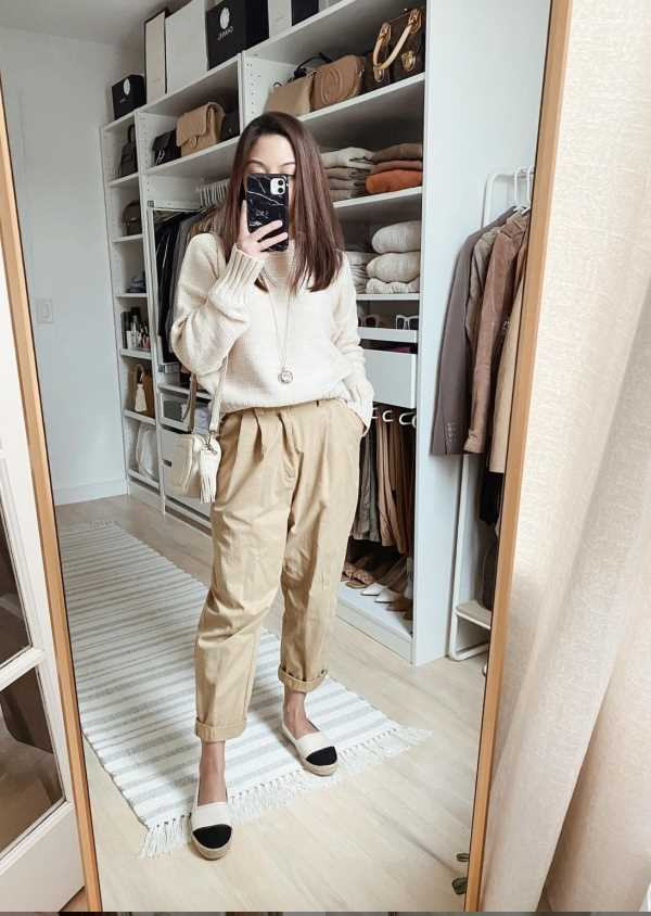 what to wear with khakis pants