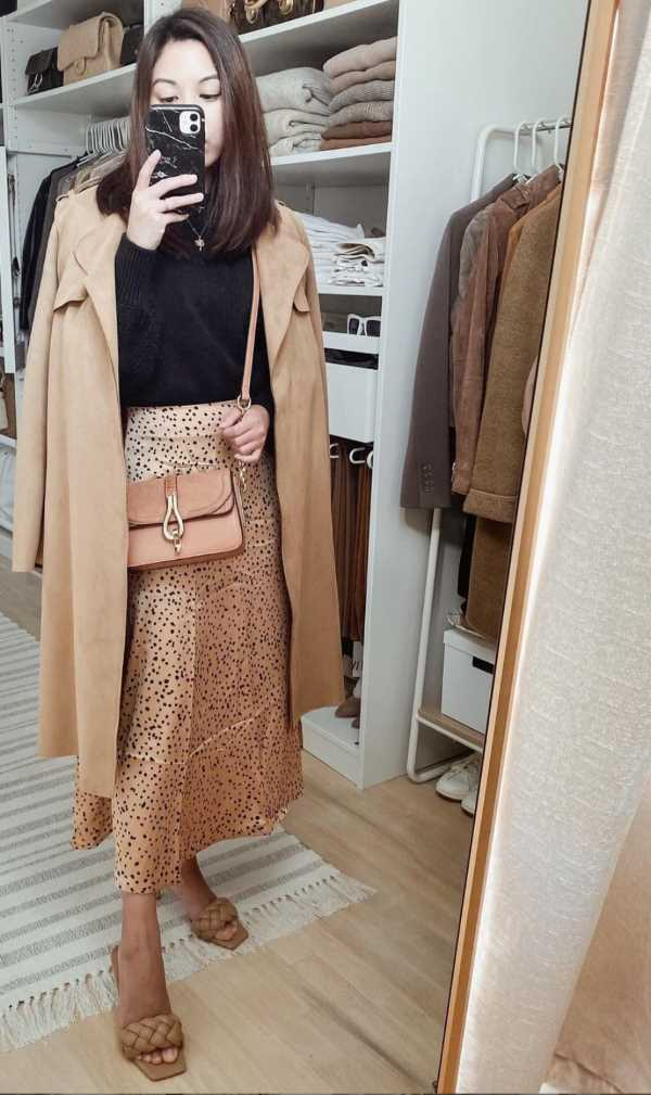 maxi skirt outfits for women