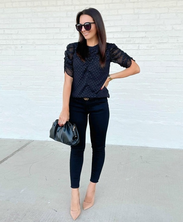how to wear ankle pants if you are petite