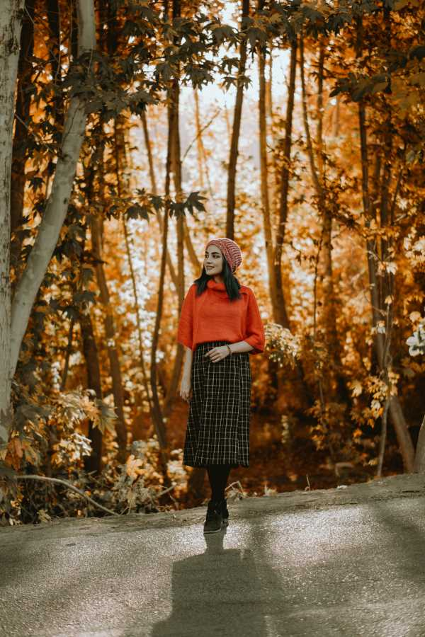 what to wear with plaid skirt