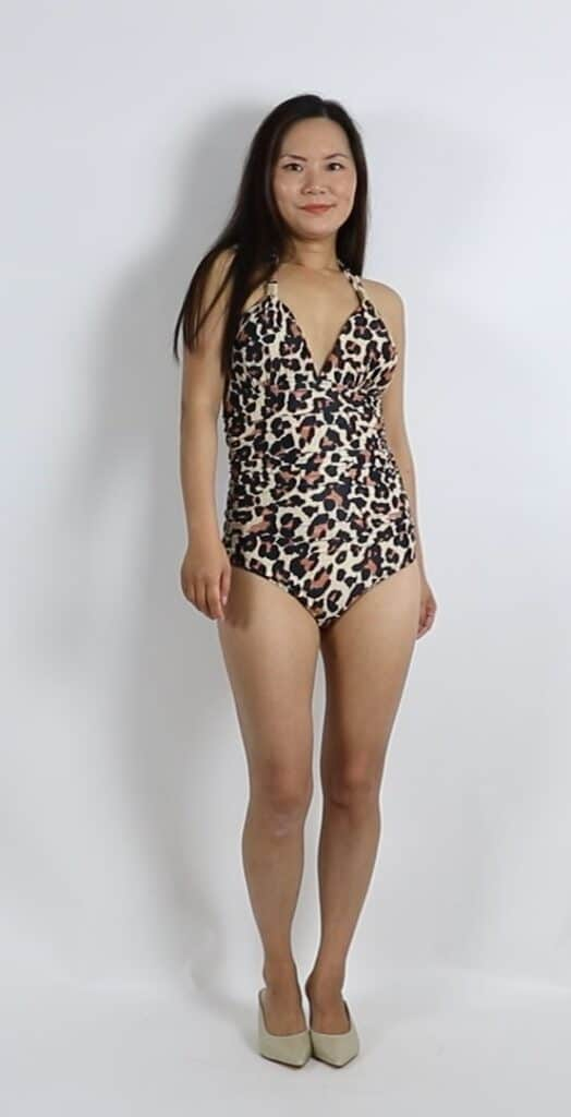 best swimsuits for big belly