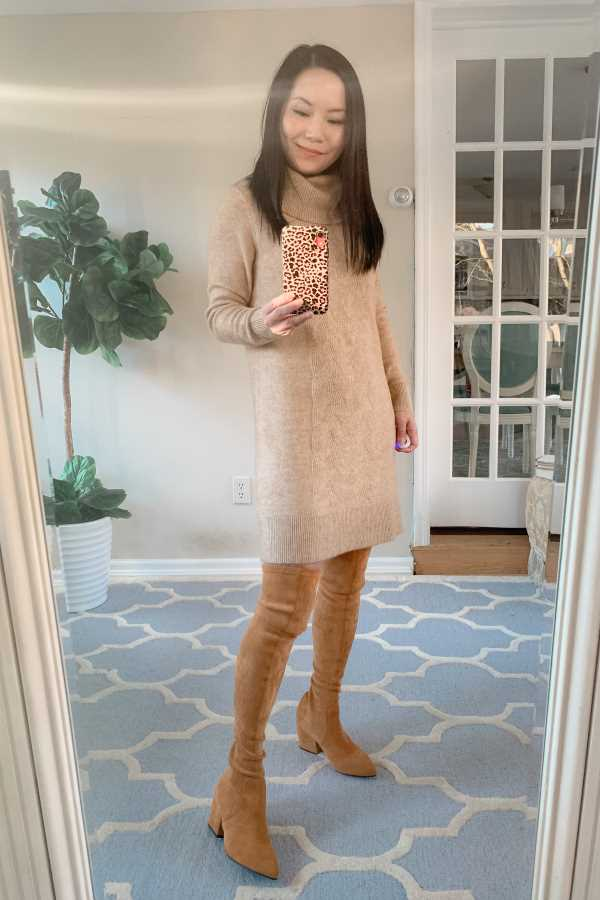 best thigh high boots outfits