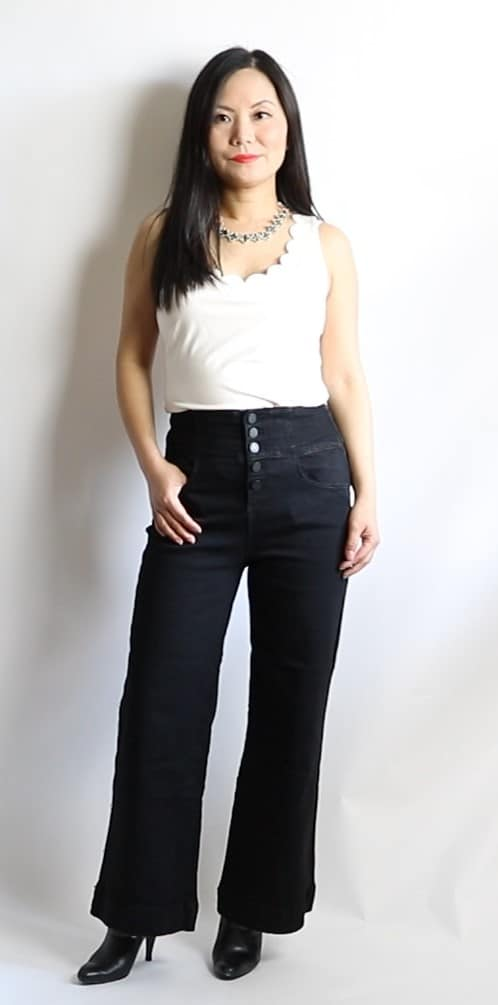 best jeans for women with short legs