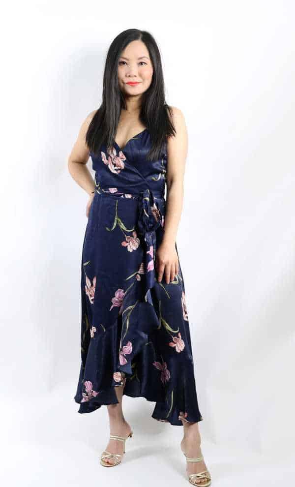 maxi dresses for short women