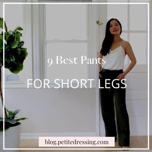best pants for short legs