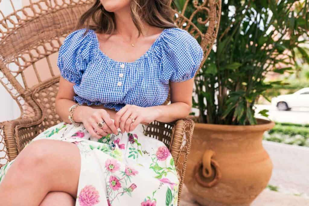 what to wear to an outdoor summer wedding