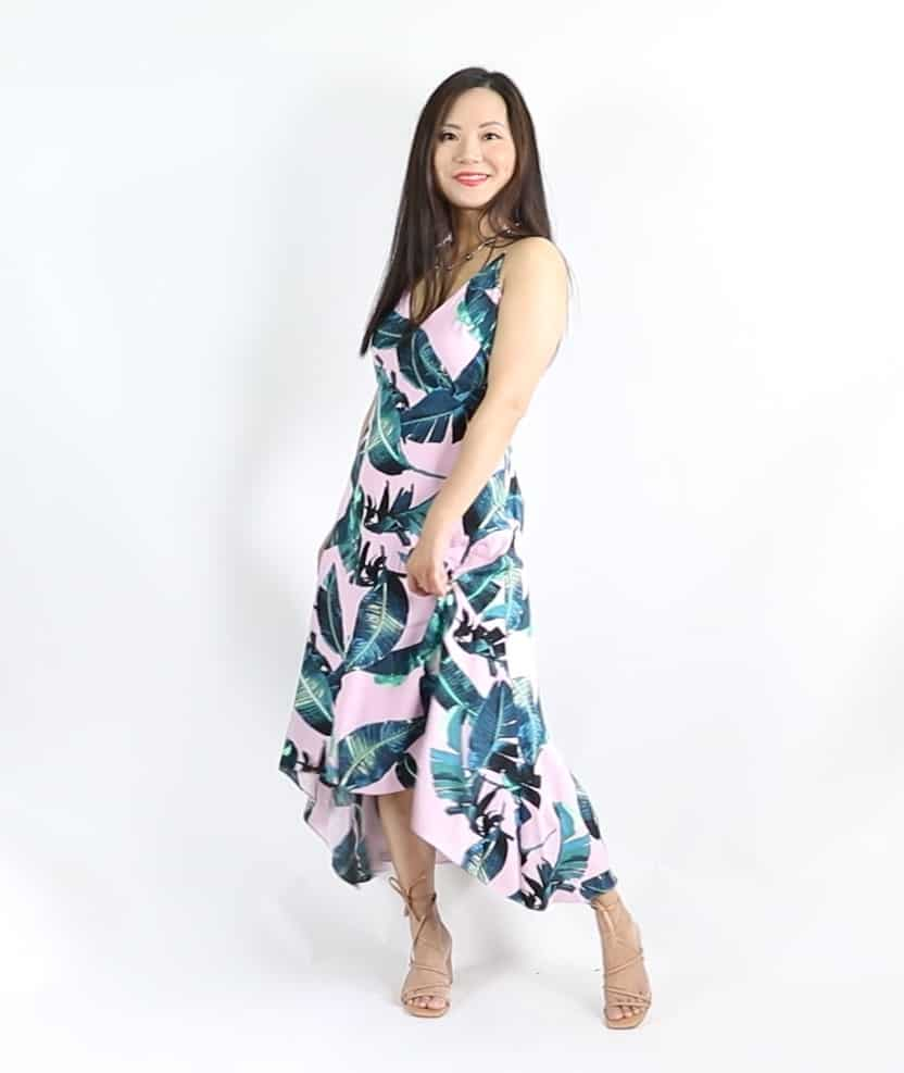 best maxi dresses for short women
