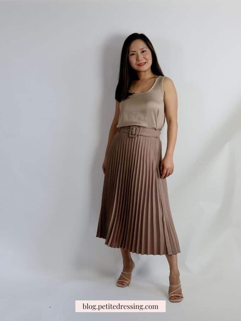 best skirts for petite women