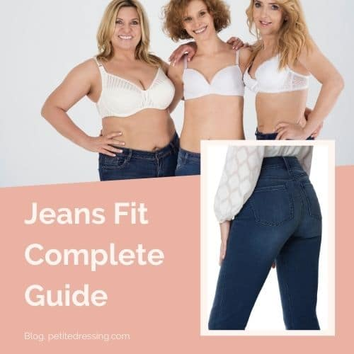 women's jeans fit guide