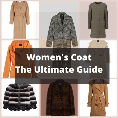 complete guide of women's winter coats